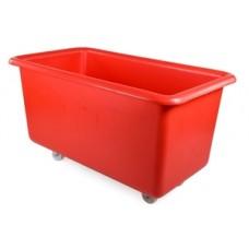 Wheeled Plastic Tub, 455Ltr