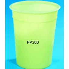 RM20B Tapered Bin 90Ltr