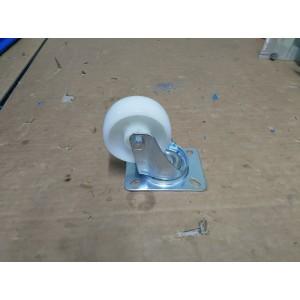 80mm ZINC Swivel Castor-Nylon Wheel