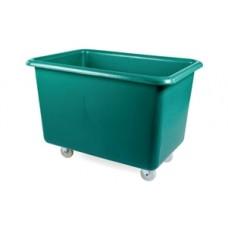 Wheeled Plastic Tub, 320Ltr