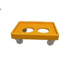 RM91DY, Single Wheeled Dolly